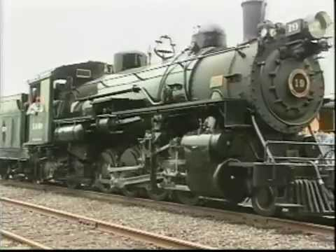 Restoration of Sumpter Valley Steam Engine (Cushman)