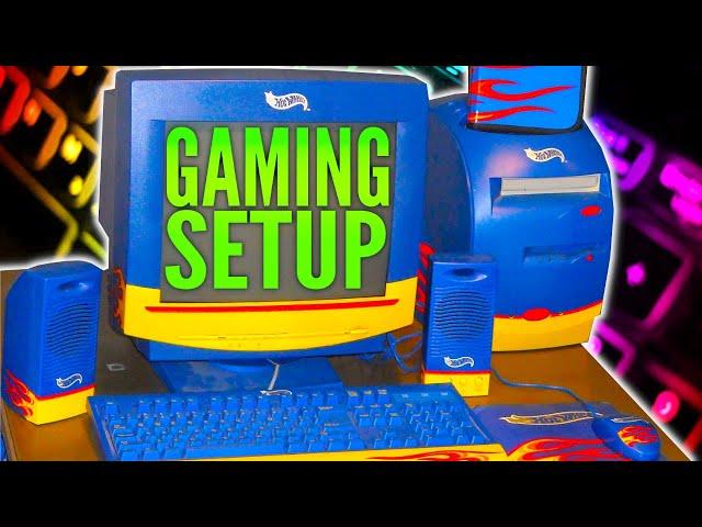 Yankeeunit91 Setup Tour + BenQ MOBIUZ Gaming Monitor