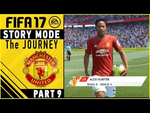 FIFA 17 The JOURNEY  Alex HUNTER Scores 4 Goals in FA Cup/ gets Adidas Sponsorship Gameplay PART 9
