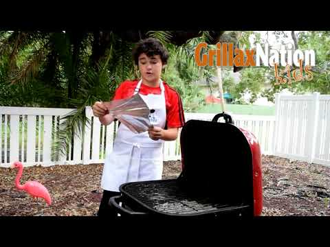 Grillax Kids: Tips for cleaning your grill grates