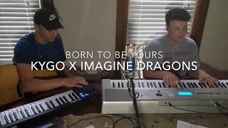Born To Be Yours - KYGO x Imagine Dragons (Cover by Pale Youth)