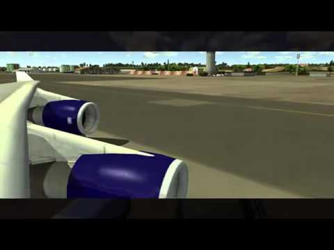 FSX-Grantley Adams Intl.