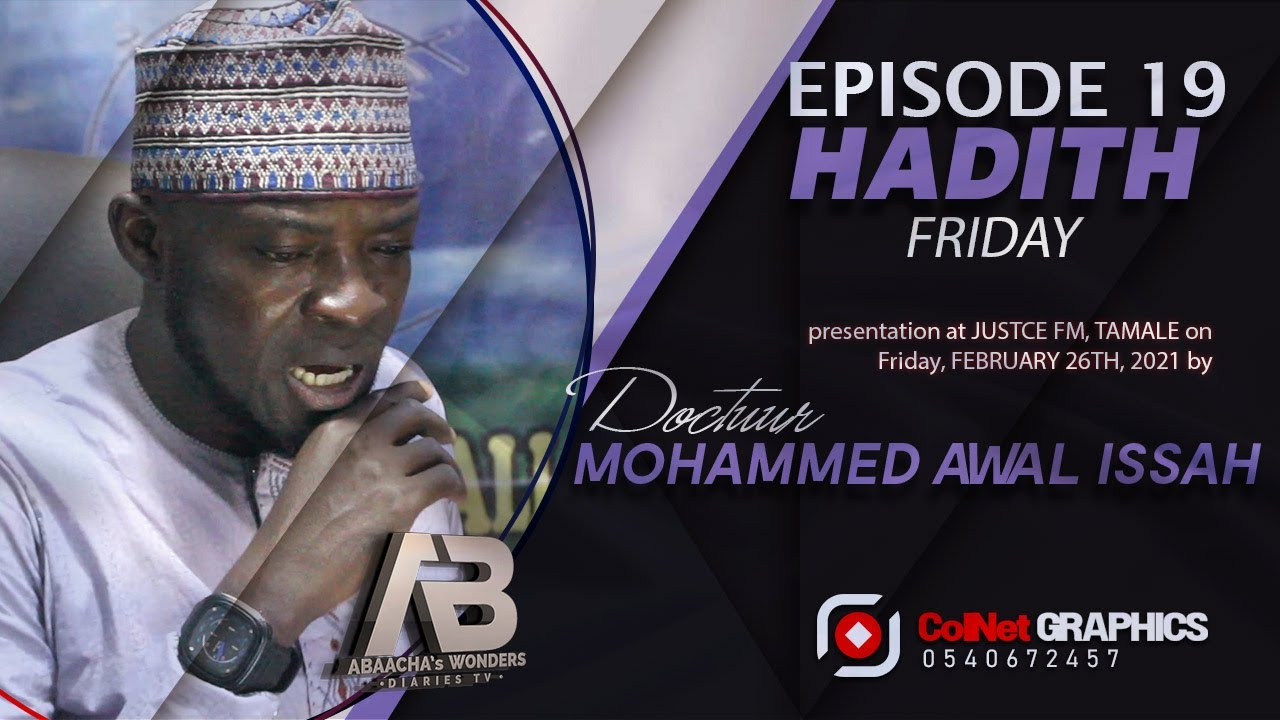Download HADITH FRIDAY EP 19 - [Doctuur Awal] || Abaacha Wonders Diaries || Official
