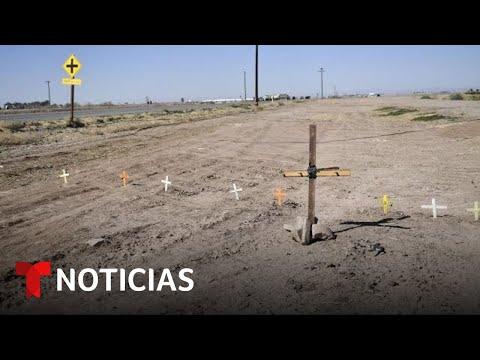 Salen a la luz primeras imágenes del accidente en California | Noticias Telemundo