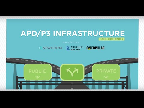 What's the key to a successful infrastructure project?