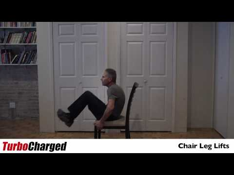 TurboCharged - Chair Leg Lifts - Tom Griesel