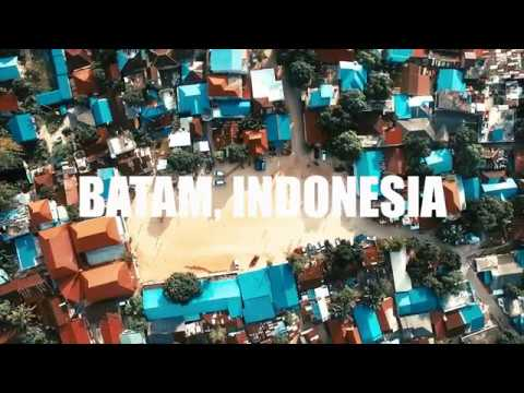 [4K] Batam, Riau Archipelago, Indonesia