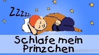 Schlafe mein Prinzchen - Die besten Schlaflieder || Kinderlieder