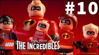 LEGO Iniemamocni na 100% #10 | Centrum Miasta | Fala Zbrodni