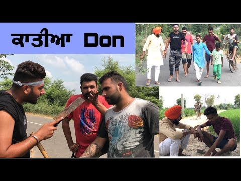 ਕਾਤੀਆ Don || New Video Team 420 || New Punjabi Video 2k18