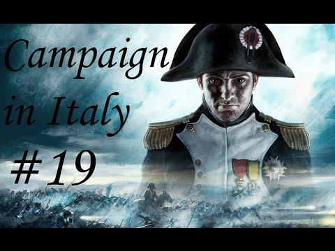 Napoleon Total War - Campaign in Italy /w Darthmod #19 Trient Will Be Mine!