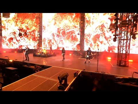 Metallica: Fuel (Live - The Night Before - San Francisco, CA - 2016)