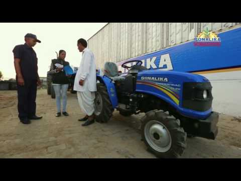 Sonalika Tractors - GardenTrac Series Service - Punjabi
