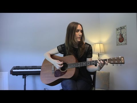 Here As In Heaven - Elevation Worship (Katie Heath Cover)