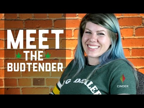 Meet The Budtender - Taylor