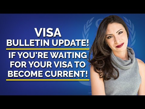 Good News If You're Waiting For Your Visa To Become Current!