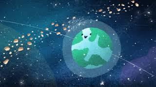 Звездопад Геминидыs 2018 - Дудл от Google