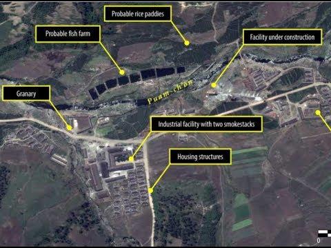 Фото со спутника разоблачили масштаб тюрем в КНДР (новости ...