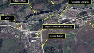 Фото со спутника разоблачили масштаб тюрем в КНДР (новости)