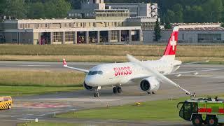 Neues Swiss Flugzeug