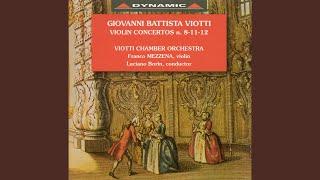 Violin Concerto No. 12 in B-Flat Major, G. 64: III. Allegretto