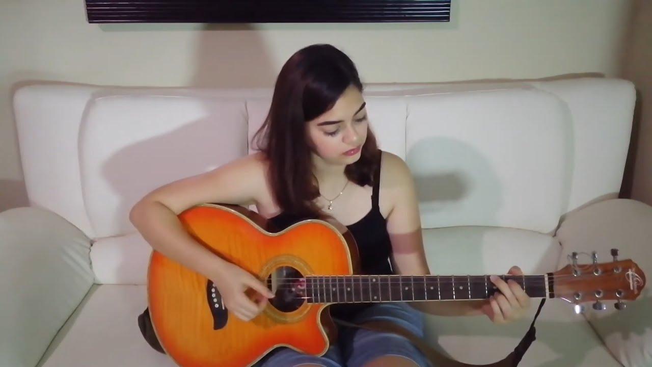 """JD Pantoja - """"Hagamos las paces"""" (Tutorial de guitarra by karla Guzmán)"""