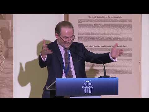 Timothy Garton Ash   Delphi Economic Forum 2018