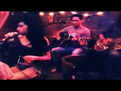 Amy Winehouse at Aint Nothin But Blues Bar, London UK