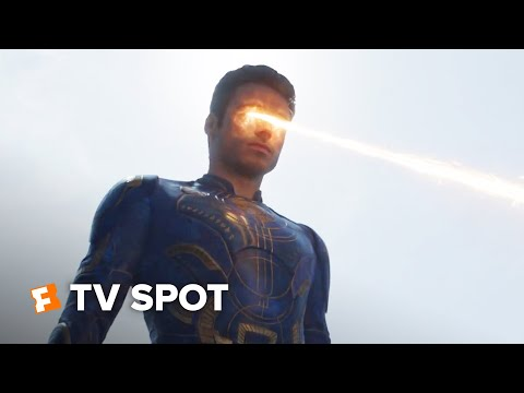 Eternals TV Spot - Protect (2021) | Movieclips Trailers