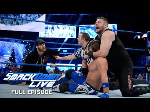 WWE SmackDown LIVE Full Episode, 26 December 2017