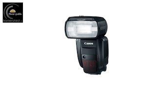 Canon Spedlite 600EX RT