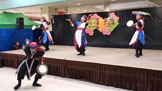 DA PUMPのISSA、元DA PUMPのYUKINARI・KI YOが審査した「KOKUSAI CARNIVAL DE USA DANCE CONTEST」で特別賞を受賞した「桜輝」のUSA