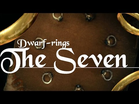 The Rings of Power | Seven for the Dwarf-lords |