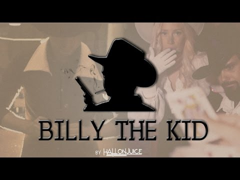 Hallonjuice - Billy The Kid (Official Music Video)