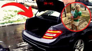 Upset Mom Of 3 year old Opens Husband's Car Trunk And Uncovers A Secret That Was Hidden For 7 Years