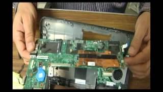 video tutorial de desarme de una laptop hp mini 110