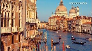 Каналы Венеции остались без воды Февраль 2018. Что произошло в мире