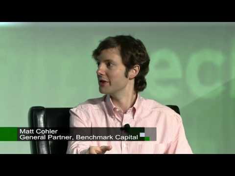 Power Play With Benchmark Capital's Matt Cohler