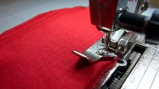 Шитье трикотажа и обметка срезов на простой швейной машине без оверлока(, 2015-01-03T19:16:29.000Z)