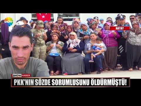 PKK'nın sözde sorumlusunu öldürmüştü!