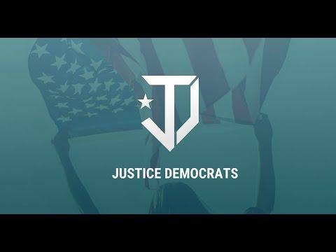 Justice Democrats Livestream