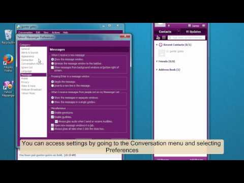 How To Video Chat On Yahoo! Messenger