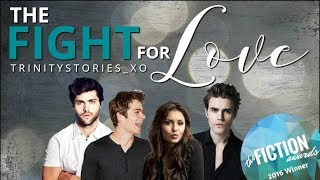 THE FIGHT FOR LOVE || WATTPAD TRAILER (NEW)