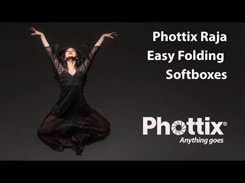 Phottix Raja Softboxes - Fast And Easy