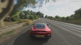 Forza Horizon 4 - 2018 Aston Martin Vantage Gameplay