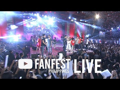 YouTube FanFest Philippines 2016 - Livestream