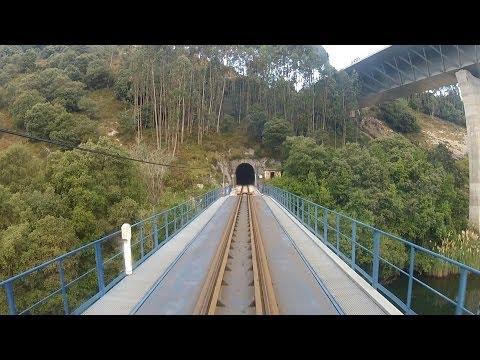 Touring Northern Spain by Rail - San Vicente de la Barquera to Llanes