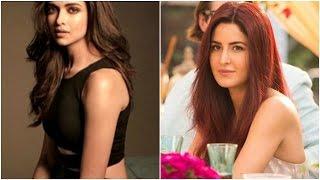 Deepika-Katrina Play The Ignore Game At Shahid's Party   Bollywood News