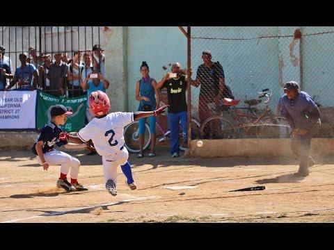 Youth Cuba Baseball Trip via Baseball Adventures - 2017