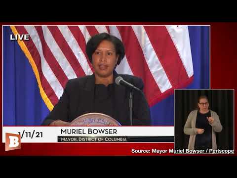 "D.C. Mayor Bowser: ""Trumpism Won't Die on January 20"""
